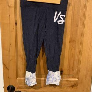 Victoria's Secret cropper leggings